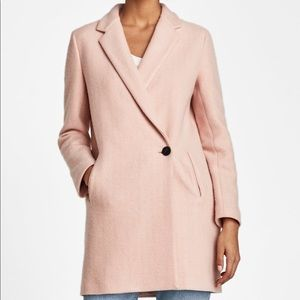 Jackets & Blazers - Zara Soft Double Breasted Coat